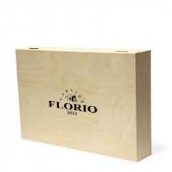 Cassetta Florio Legno 6 BTG